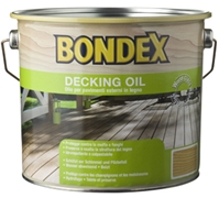 440170 Bondex Decking Oil 250 L Packshot SP3 240810