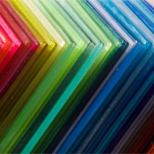 לוח פרספקס שקוף בשלל צבעים