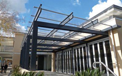 סנגלייז -מערכת אדריכלית בעלת מראה אלגנטי