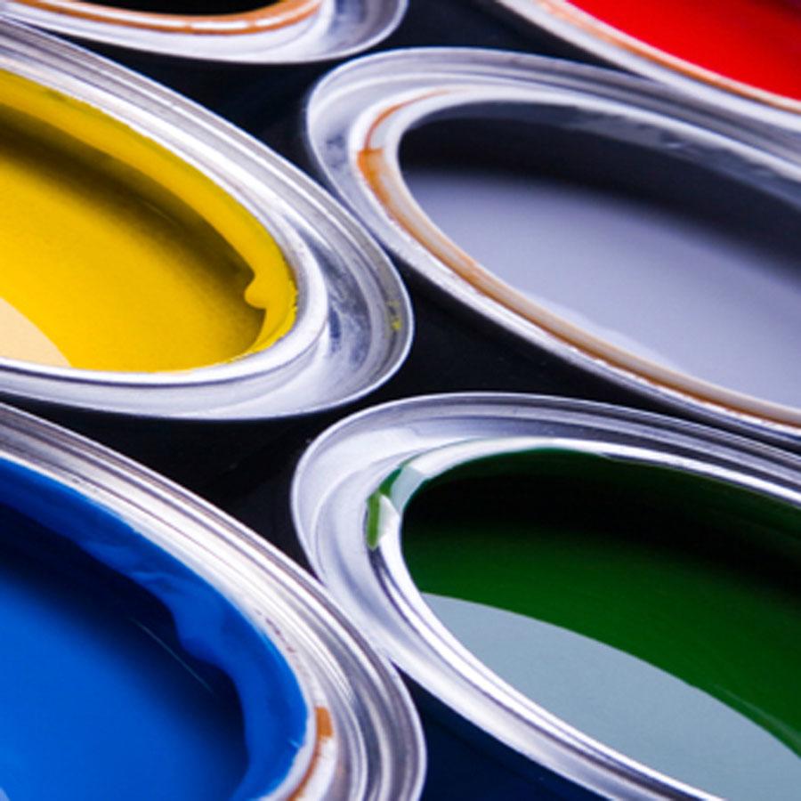 צבעים ציפויים ואפקטים