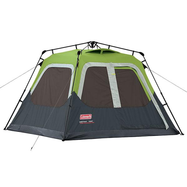 אוהל בן רגע ל-4 אנשים
