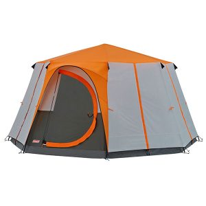 אוהל קולמן מתומן ל-8 אנשים