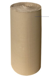 """קרטון גלי (50 מ""""ר) -גובה 1 מ' - גליל*"""