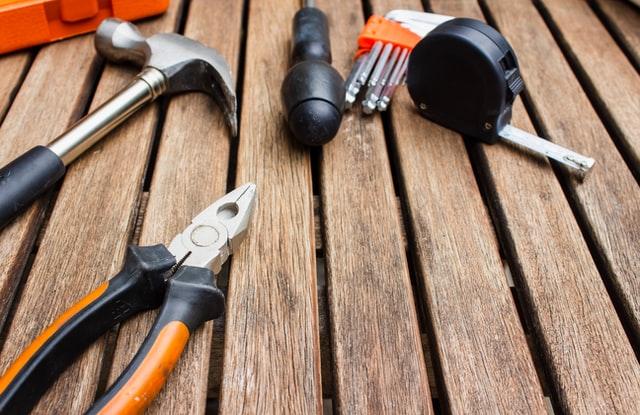 כלי עבודה שכל בית צריך